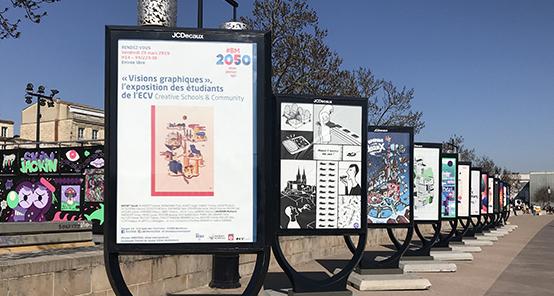 Exposition BM2050 - ECV Bordeaux