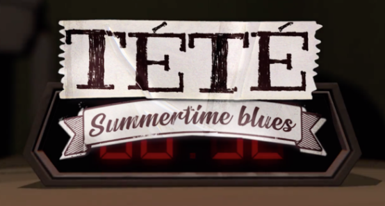 Summertime blues - Tété x ECV Animation