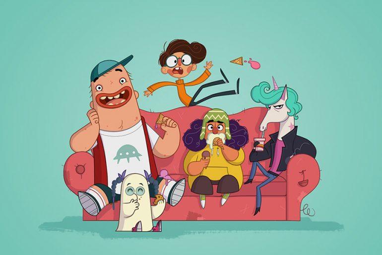 Dor-Van-Dango-Série-animée-Studio-Cartoon-Saloon