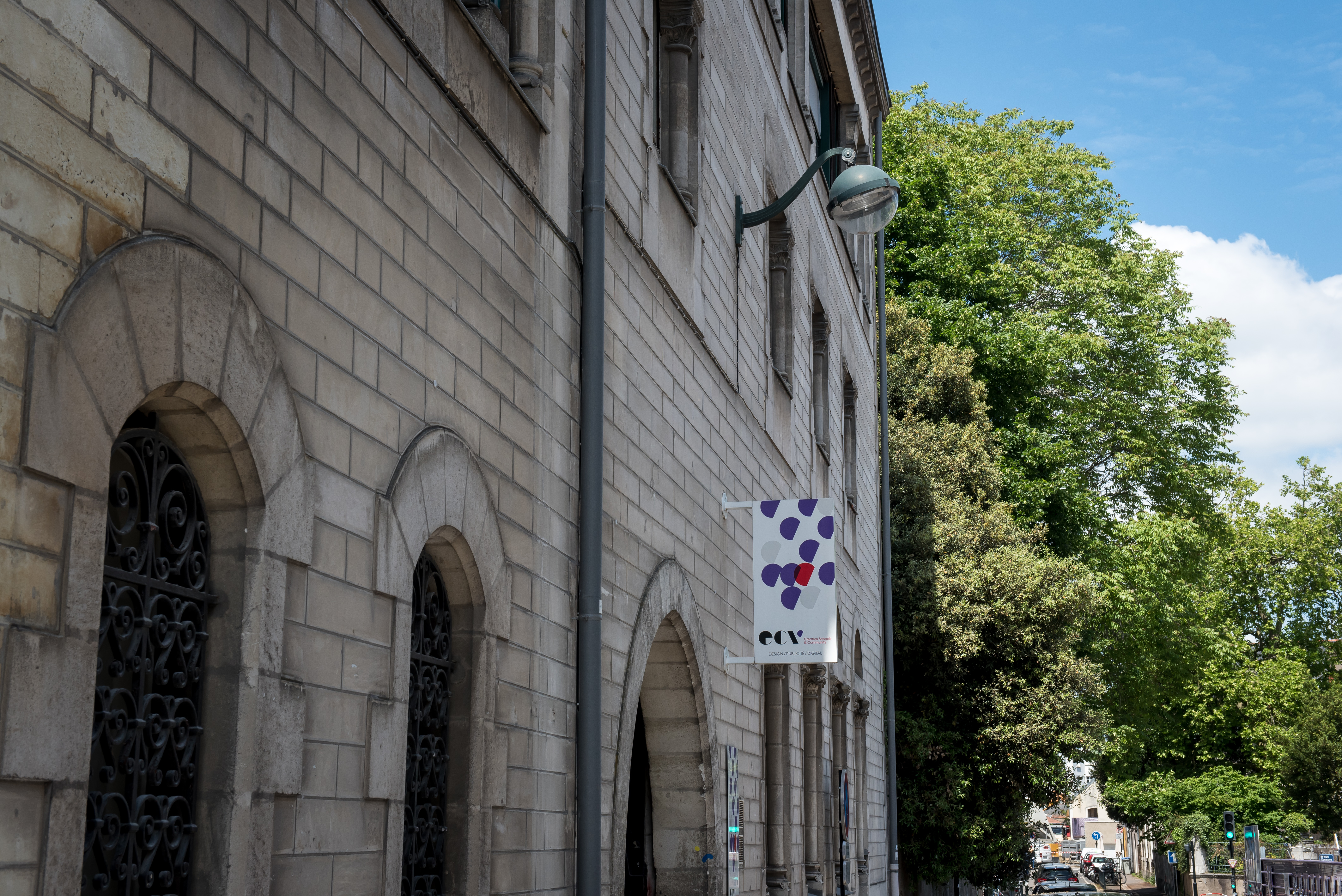 Campus : ECV_nantes