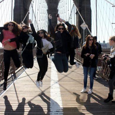 Voyage d'étude NYC ECV Bordeaux