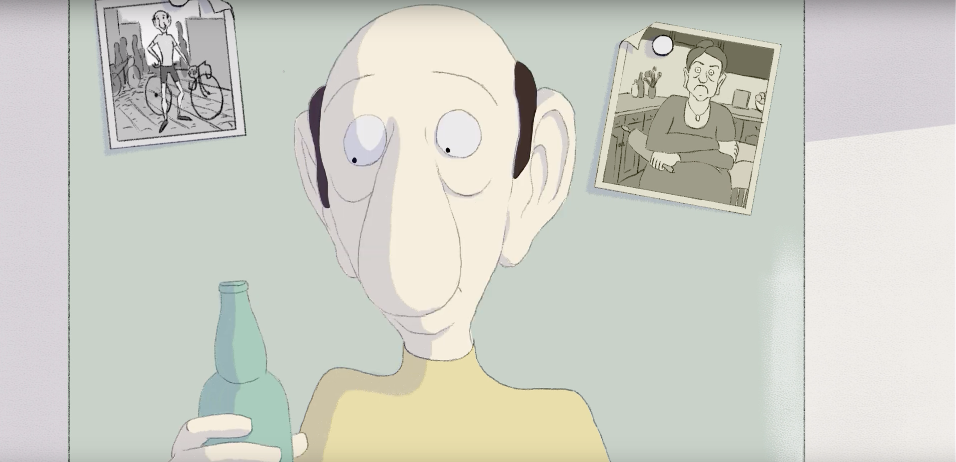 Au bout du rouleau - ECV Animation