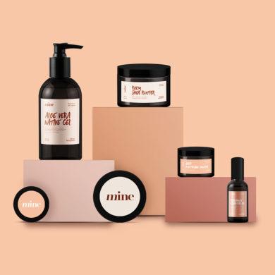 Packaging - Mastère Graphic Design - ECV