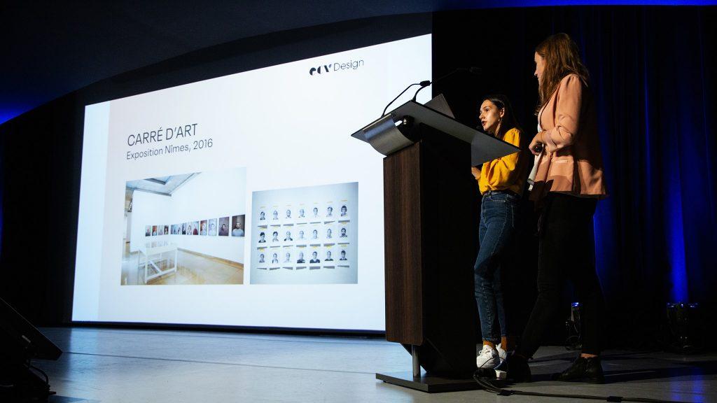 In Design We Trust - ECV