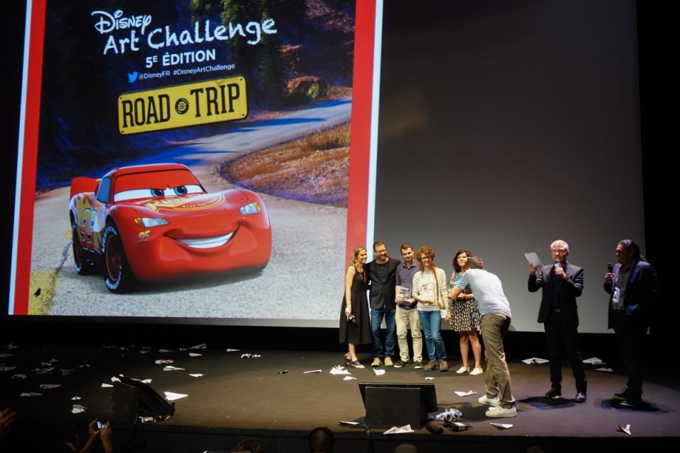 Disney-Art-Challenge-Annecy