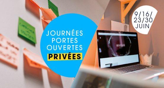 JPO Privées Digital Paris