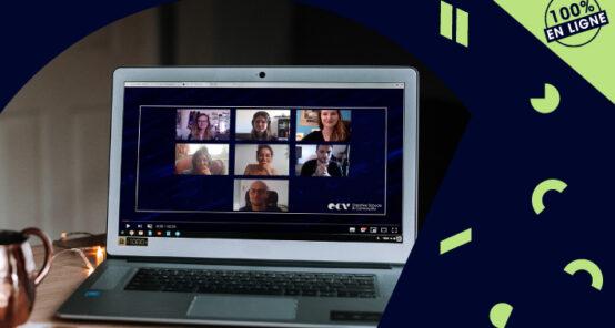 Conférence en ligne - ECV