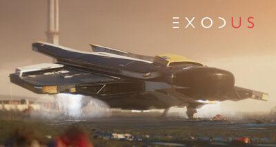 exodus, court-métrage d'animation 3D