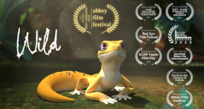 wild court-métrage d'animation 3D