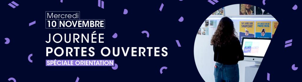Mini portes ouvertes - ECV Digital Paris